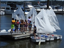 2017-7 Jr Sail Camp